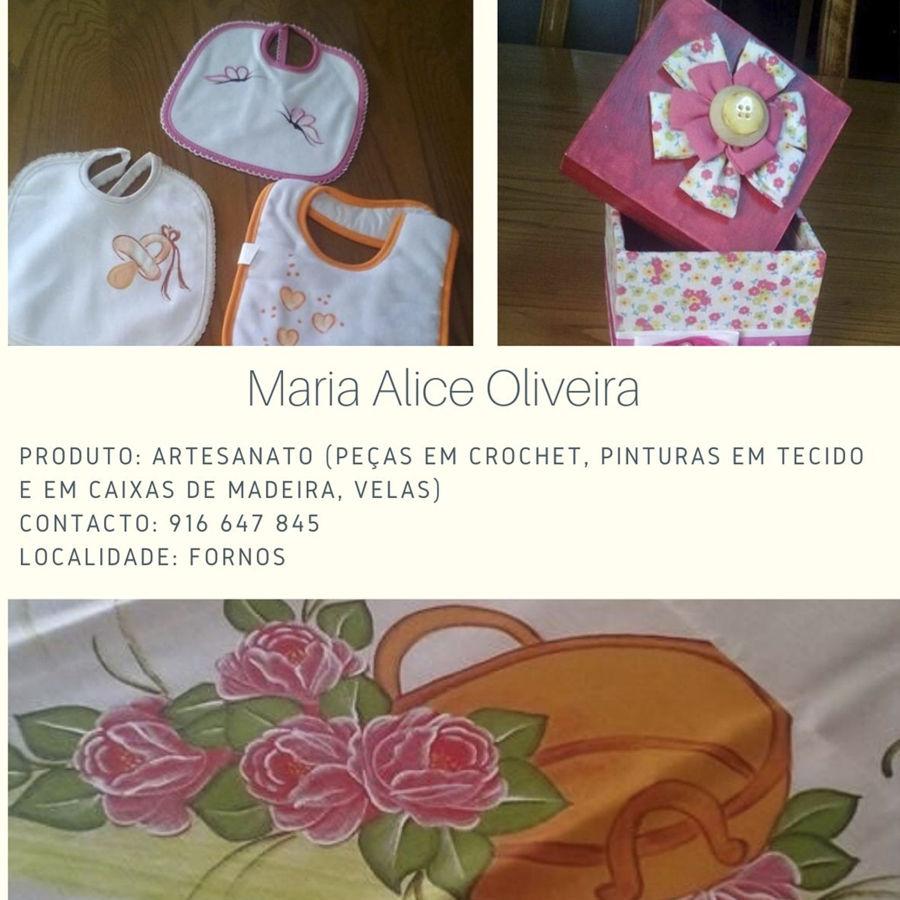 Maria Alice Oliveira