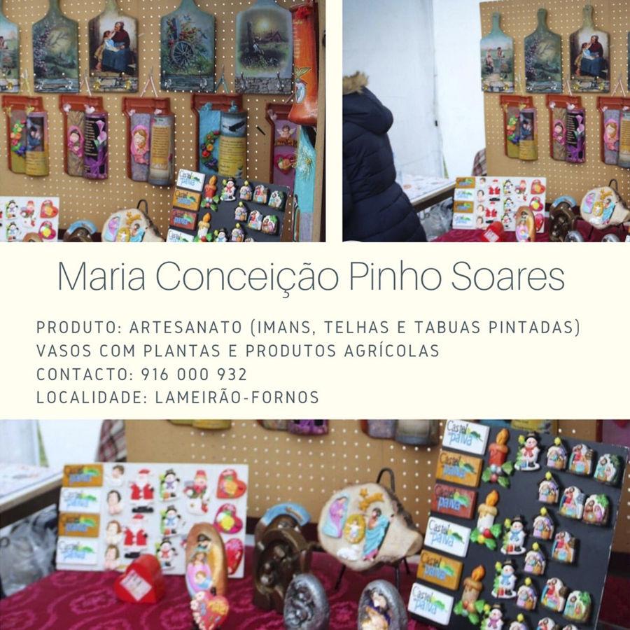 Maria Conceição Pinho Soares