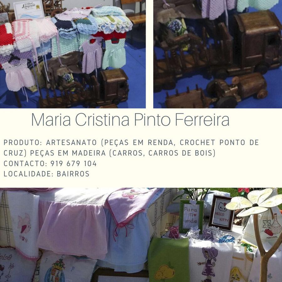 Maria Cristina Pinto Ferreira