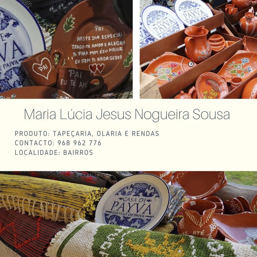 Maria Lúcia Jesus Nogueira Sousa