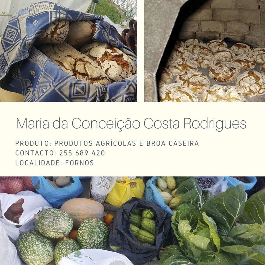 Maria da Conceição Costa Rodrigues