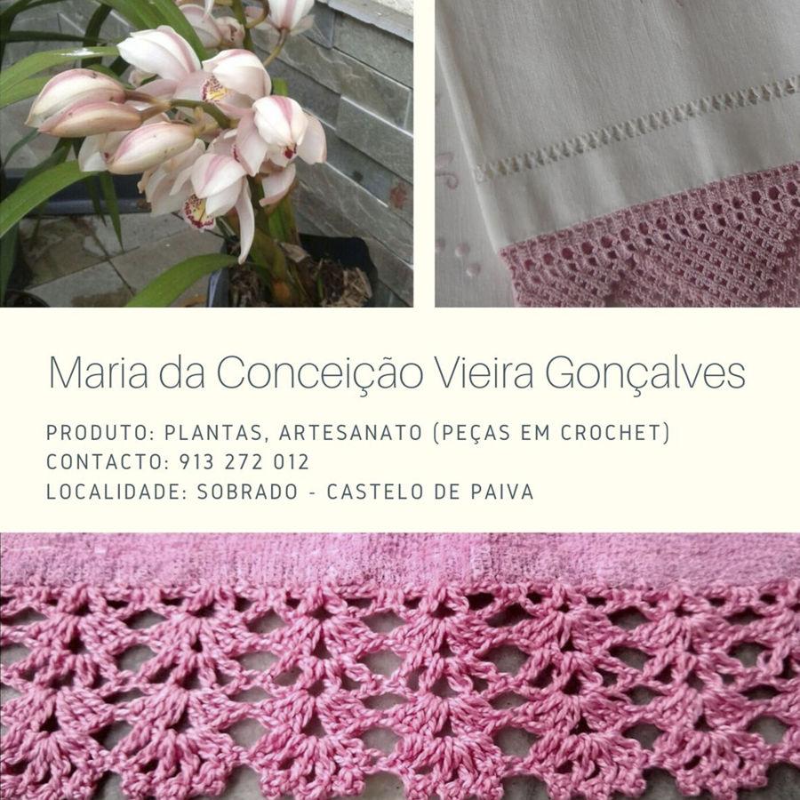 Maria da Conceição Vieira Gonçalves