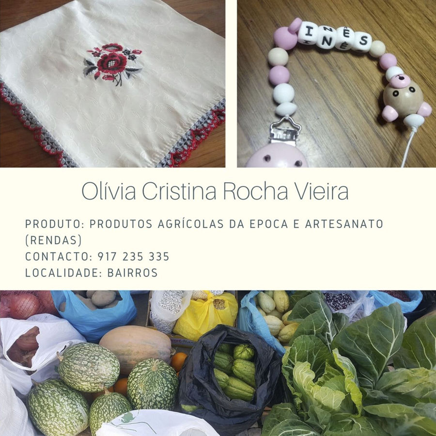 Olívia Cristina Rocha Vieira
