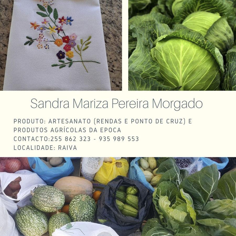 Sandra Mariza Pereira Morgado
